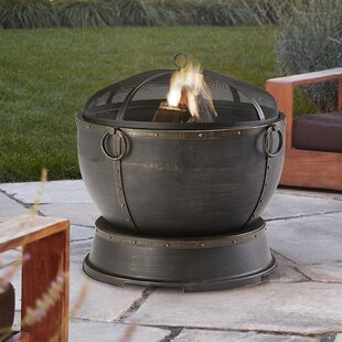 Pleasant Hearth Athena Steel Wood Burning..