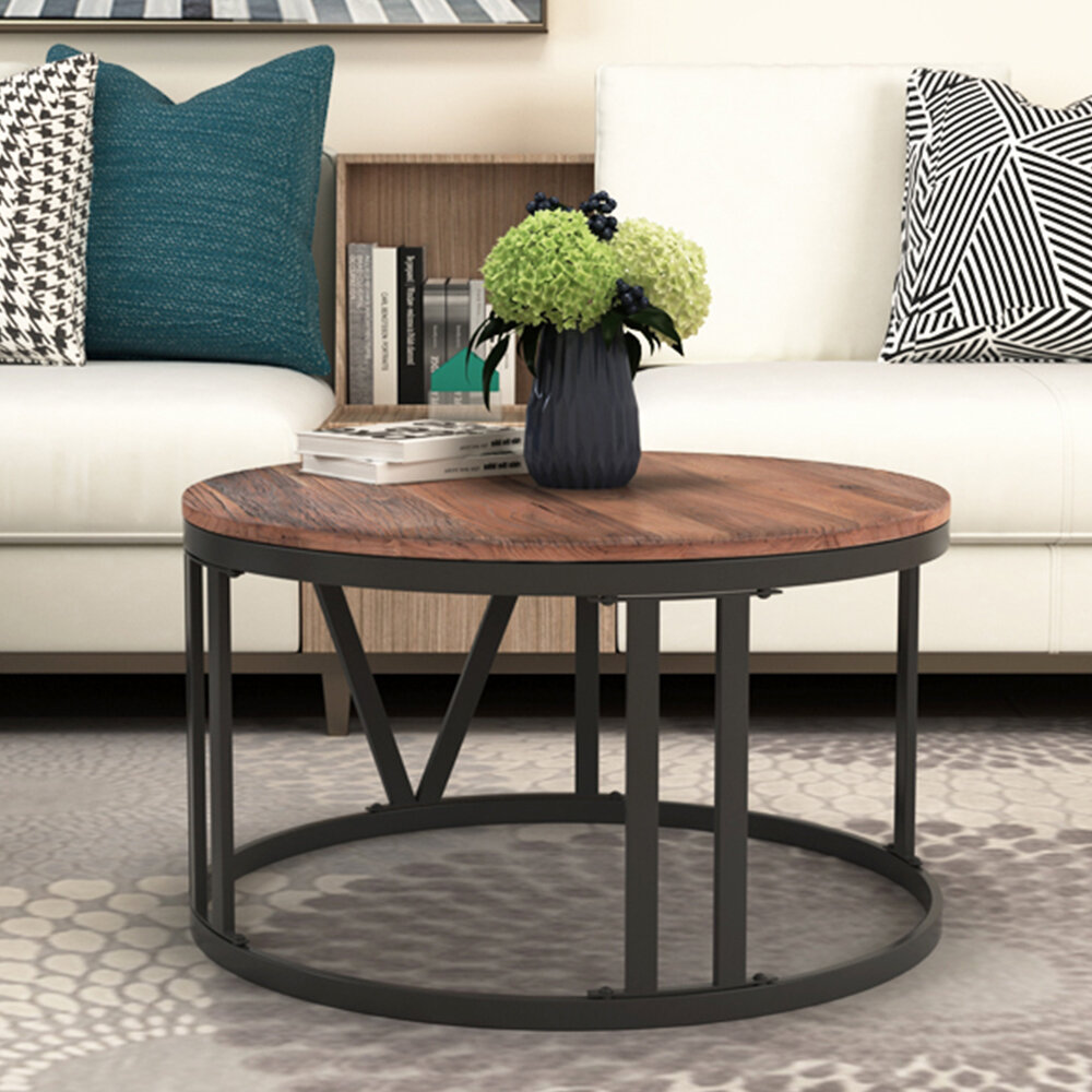 17 Stories Tracie Coffee Table Wayfair