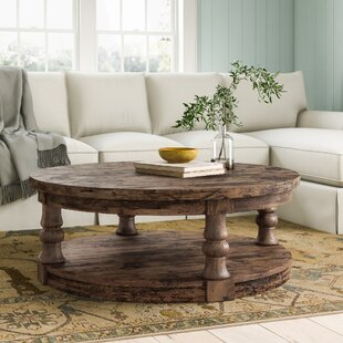 Farmhouse Rustic Storage Coffee Tables Birch Lane