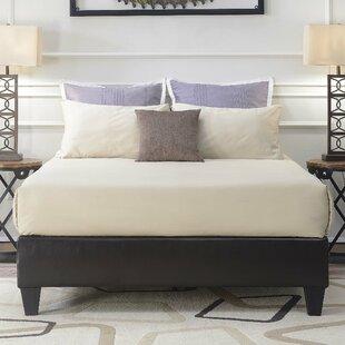 Crowell Upholstered Platform Bed by Ebern Designs