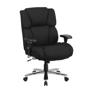 Latitude Run Ash High-Back Executive Chair