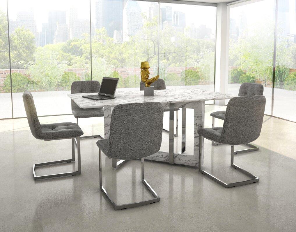moderncontemporary dining room sets  allmodern