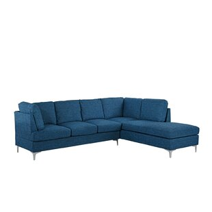 Wrought Studio Sabio Sectional
