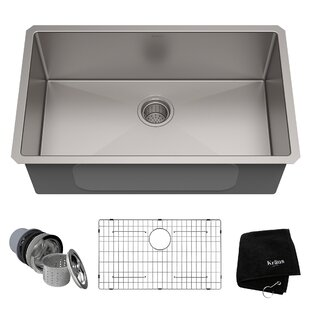 Undermount Kitchen Sinks You'll | Wayfair on