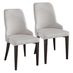 Lampert Upholstered Dining Chair (Set of ..