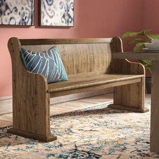 World Menagerie Devereaux Wood Bench