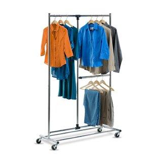 Low priced 45.3 W Garment Rack ByHoney Can Do