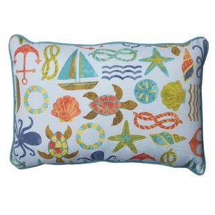 Shadybrook Indoor/Outdoor Lumbar Pillow (Set of 2)