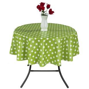 Sunflower Vinyl Indoor/Outdoor Tablecloth