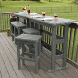 Regan 6 Piece Bar Height Dining Set