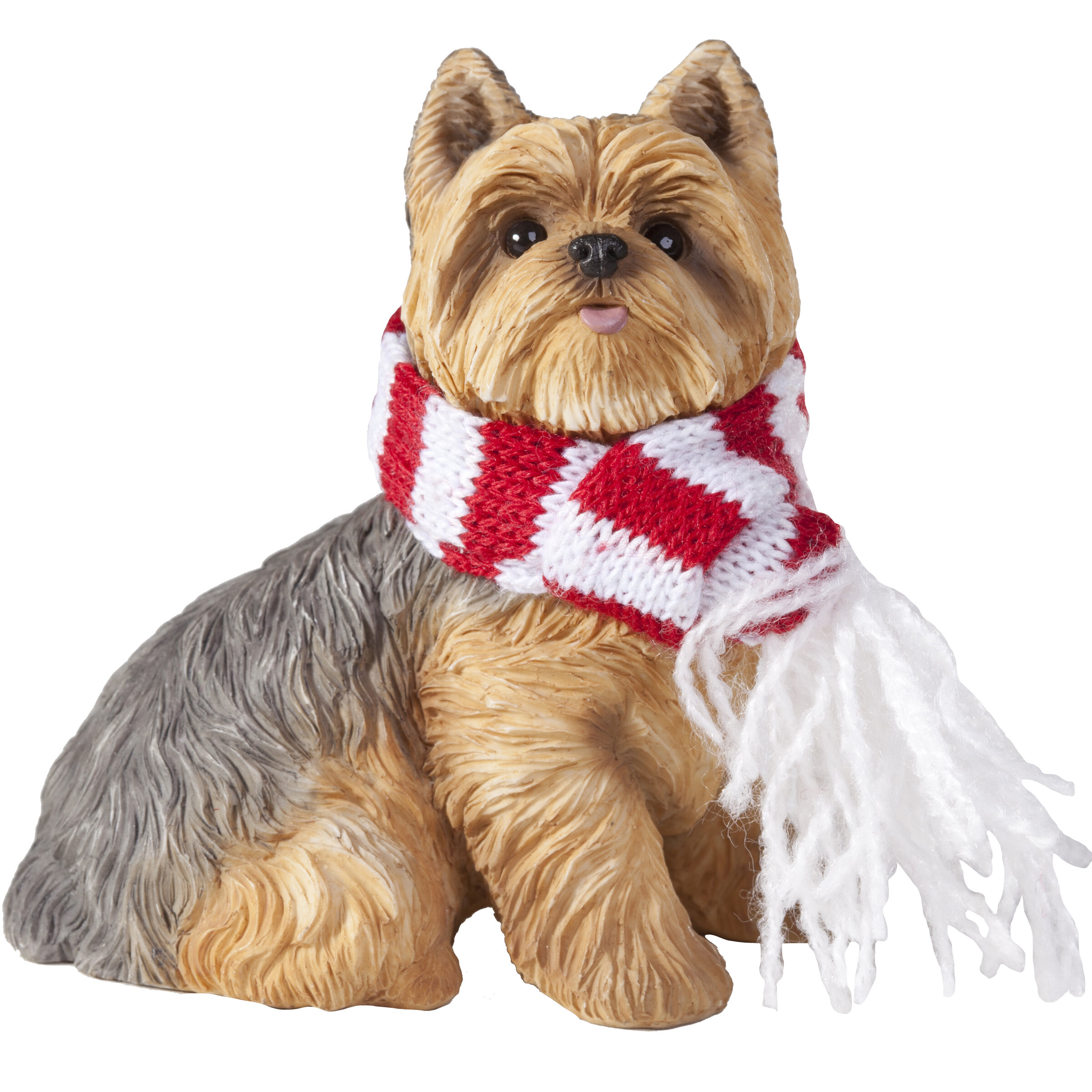 Sandicast Yorkshire Terrier Christmas Tree Ornament Reviews Wayfair