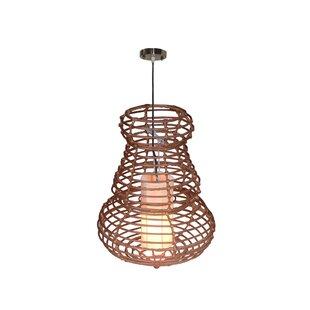 Jeffan Sienna Foyer 1-Light Pendant