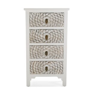 Gianni 4 Drawer Chest By World Menagerie