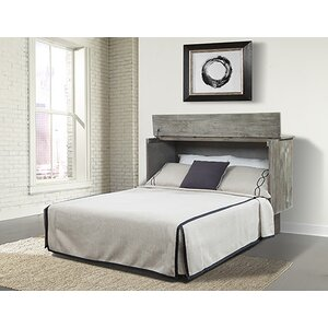 Bristol Queen Storage Murphy Bed with Mattress