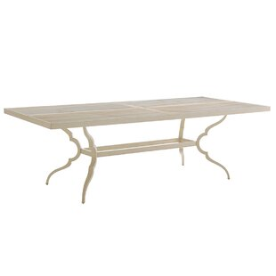Misty Garden Porcelain Dining Table by Tommy Bahama Outdoor