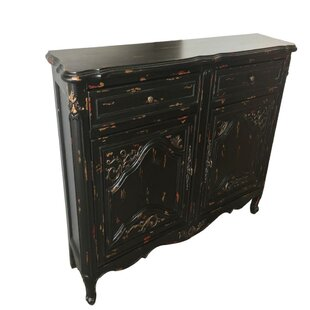 Mucia Accent cabinet by Gail's Accents