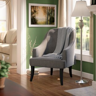 Charlton Home Lizton Barrel Chair