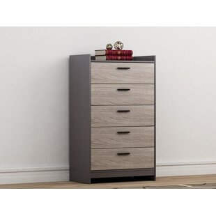 Parson 5 Drawer Chest