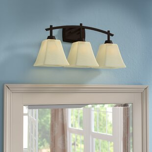 Metzger 3-Light Vanity Light by Charlton Home