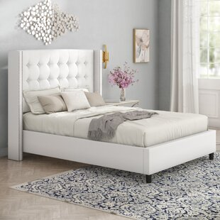 Doleman Upholstered Panel Bed
