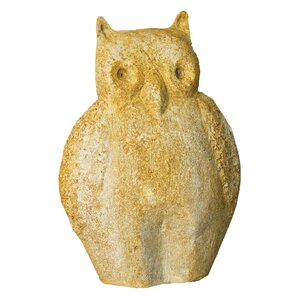 Garden Décor Owl Notten Statue