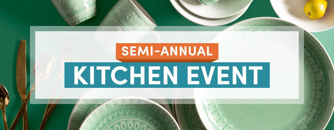 Semi Annual Kitchen Event