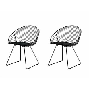 Brought Side Chair (Set of 2) by Brayden Studio