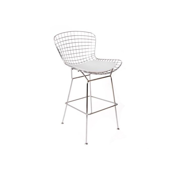 Remarkable Oppenheimer 26 Bar Stool Creativecarmelina Interior Chair Design Creativecarmelinacom