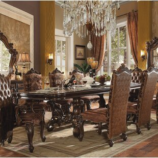 Astoria Grand Welton Extendable Dining Table