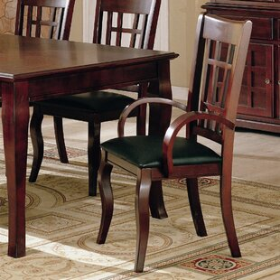 North Peak Upholstered Dining Chair (Set of 2) by Red Barrel Studio