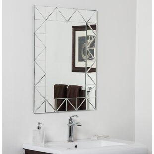 Decor Wonderland Miami Bathroom Wall Mirror