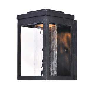 Cavazos 1-Light Outdoor Flush Mount