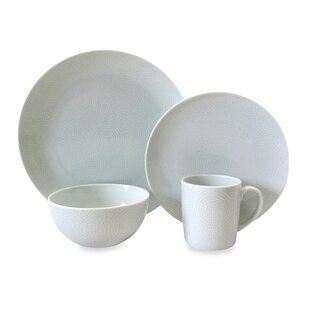 Edokomon 4 Piece Place Setting, Service for 1