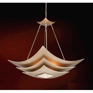 Muse 6-Light Bowl Pendant by Corbett Lighting