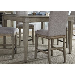 Lark Manor Maelys 5 Piece Counter Height Extendable Dining Set