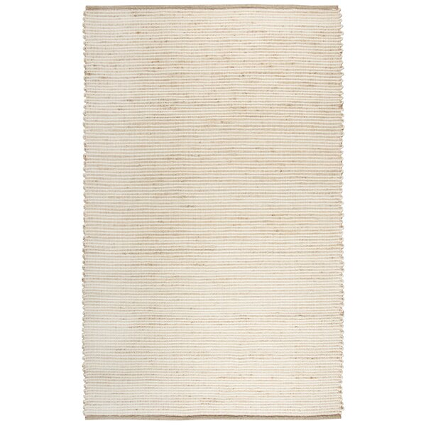Highland Dunes Holler Hand Woven Wool Tan Area Rug Wayfair