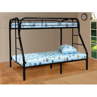 Bargain Twin over Full Bunk Bed by Wildon Home® Reviews (2019) & Buyer's Guide