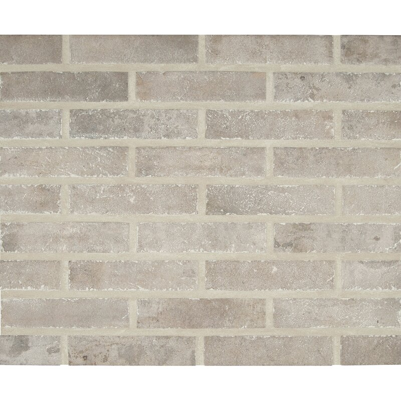 "Msi Capella 2 33 X 10 Porcelain Field Tile In Off White: MSI Capella 2"" X 10"" Porcelain Field Tile & Reviews"