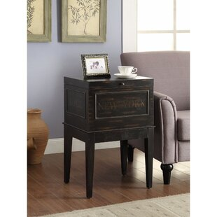 Beckles Wooden Accent Cabinet by Gracie Oaks