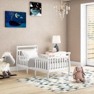 Rubin Convertible Toddler Bed ByViv + Rae