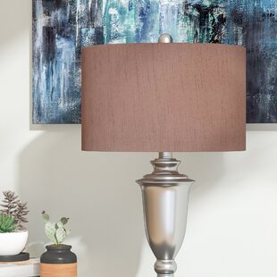 16 Solid Fabric Drum Lamp Shade