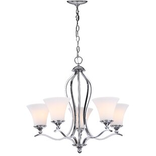 Safavieh Celeste 5-Light Shaded Chandelier
