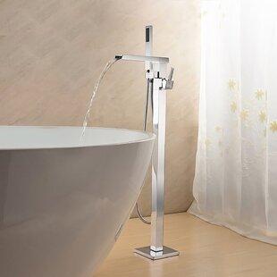 Jade Bath Vivian Single Handle Floor Moun..