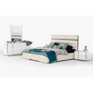 Devaughn Platform 5 Piece Bedroom Set by Orren Ellis Spacial Price