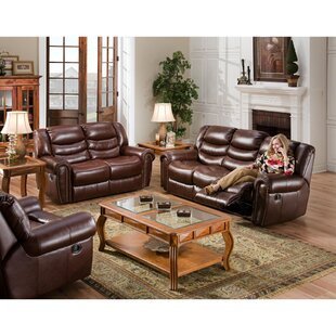 Herring Reclining 3 Piece Living Room Set..