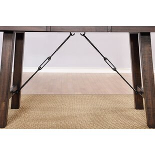 Aliyah Counter Height Dining Table Loon Peak