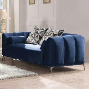 Mercer41 Valenzuela Upholstery Loveseat