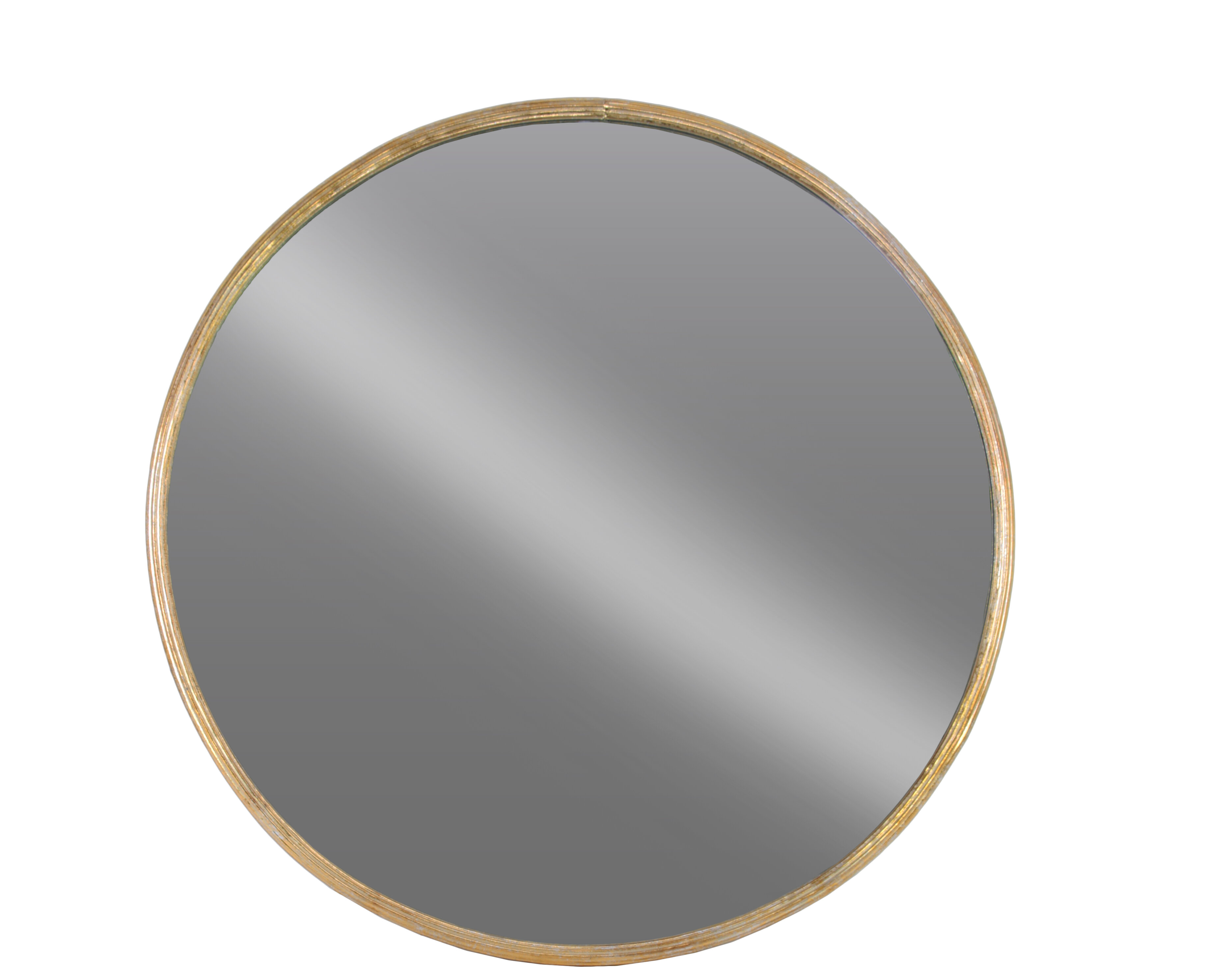 Round Brayden Studio Mirrors You Ll Love In 2021 Wayfair