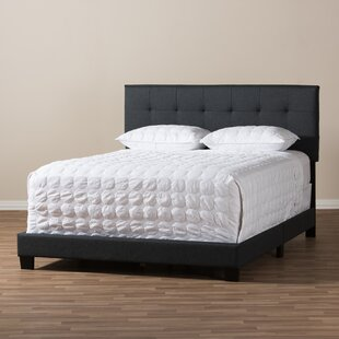 Saoirse Upholstered Panel Bed