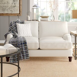 Montgomery Upholstered Loveseat by Birch Lane™ Heritage